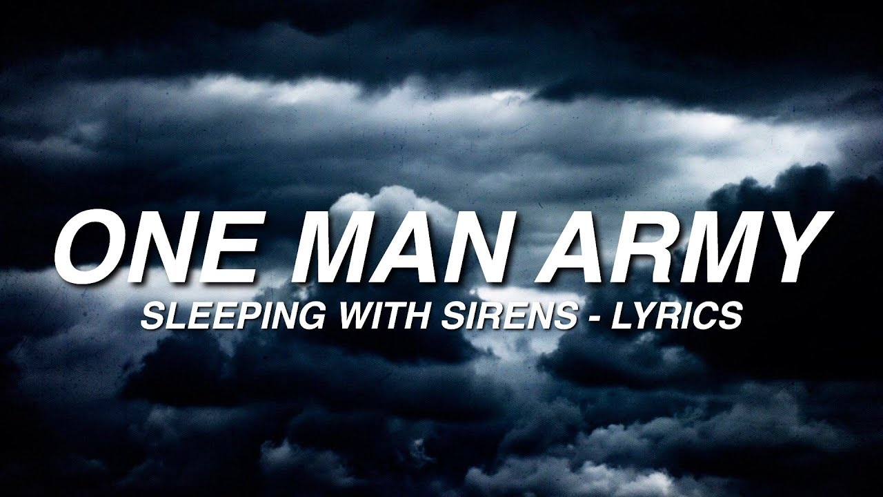 Lyrics annihilator army of one songs about annihilator ...