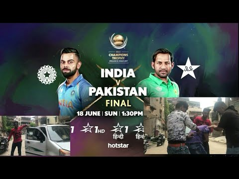 Mauka Mauka | india vs pakistan Final Champion Trophy 2017 | Fathers Day Special |ohh yeahh vines|