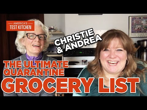 Ask the Test Kitchen with Andrea Geary and Christie Morrison