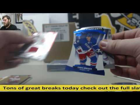 Houston-2015-16 UD Contours HK, 2016-17 UD Ice HK Live Break