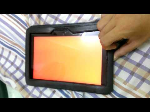 kindle fire hd 8.9 bricked ( red screen)