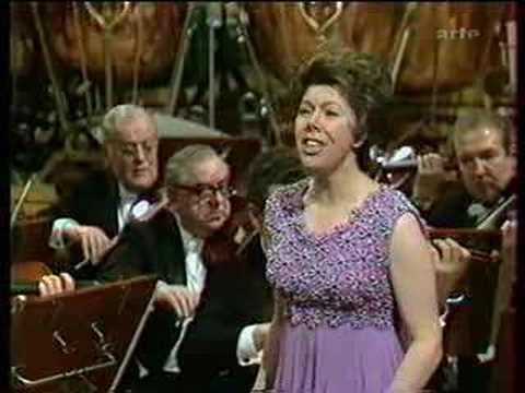 Berlioz, Nuits d'été. Janet Baker.n°2. Le spectre de la rose