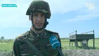 Esger 95-ci verilish Berde shehid Mahmud Allahverdiyev