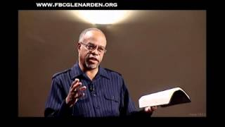 """Finding & Fulfilling Your Purpose"" (Pt 2) Pastor John K. Jenkins Sr."