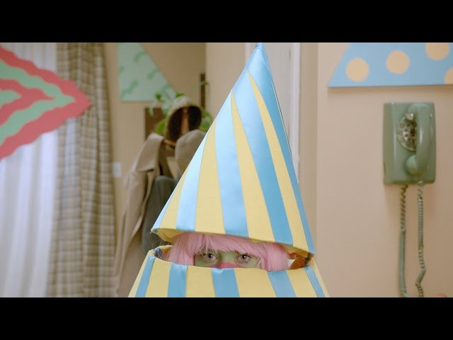 Dan Deacon - Feel The Lightning (Official Video)