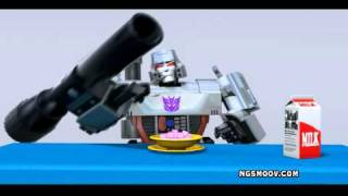 Transformers Energon-os Complete