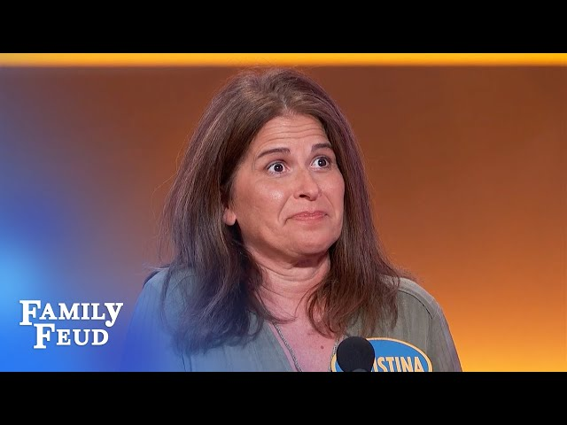 Ladies, don't do this after a breakup!   Family Feud