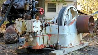 1904 #4 Jewell Steam Engine Evaluation
