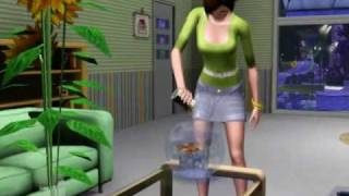 ABBA   Gimme! Gimme! Gimme! The Sims 3 Music Video