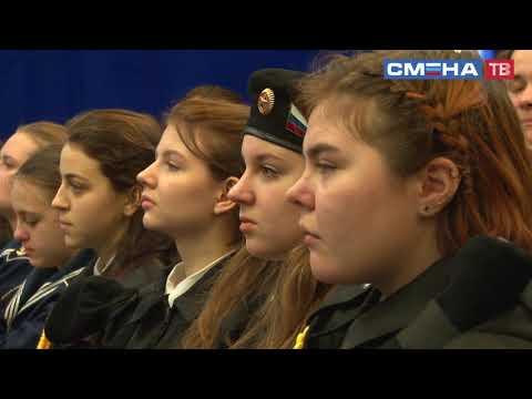 Лекция «Первое слово о патриотизме» на слетё «Патриот России» в ВДЦ «Смена»