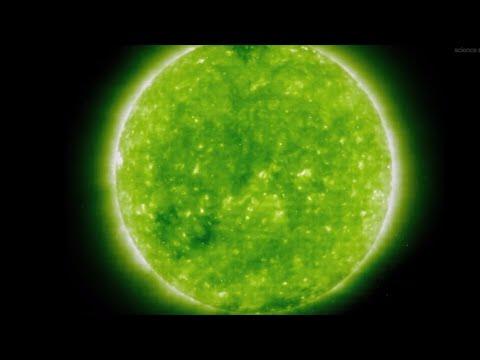 Solar Minimum (NASA)
