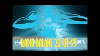 Radio Balans 22-01-1995 (Hardcore Gabber Live Mix From Tape/Radio) Hakkuh!!