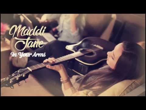 Maddi Jane - In Your Arms (Lyric)