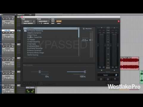 Ozone 7 Elements by iZotope Indie Demo | Westlake Pro
