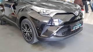 Toyota C-HR Showroom Ziyareti