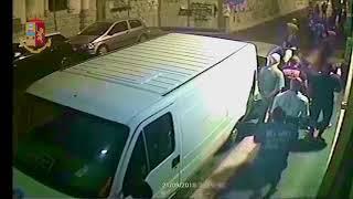 Sequestro sede di Casapound Bari