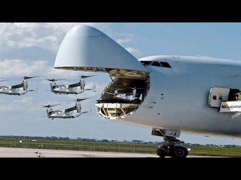 Самые большие военно-транспортные