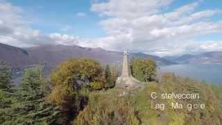 Rocca di Caldè - Castelveccana, Travaglia, Lago Maggiore, Italia, Italy