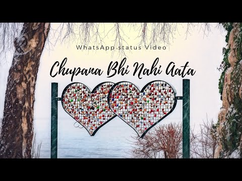 Chori chori chupke chupke  || WhatsApp Status Song || 25th year of Baazigar ||