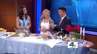 Nbc La - Meal And A Spiel Modern Passover Dishes