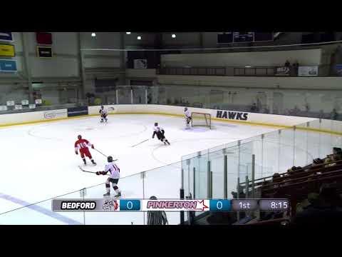 BHS Bulldogs Boys Varsity Hockey vs Pinkerton Academy - January 22, 2018