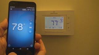 Sensi Wi-Fi Thermostat Review!