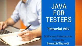 Yazılım Test için Java Eclipse IDE Öğretici #07 Oluşturma İlk Java Proje