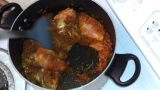 Chicken Kadai / Kadai Chicken