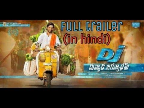 Dj Movie Trailer (in Hindi) || By Dekho India