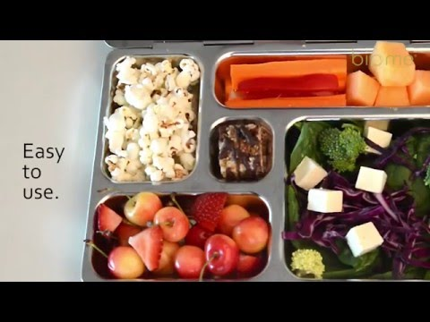 Waste Free Lunch Box Ideas Youtube