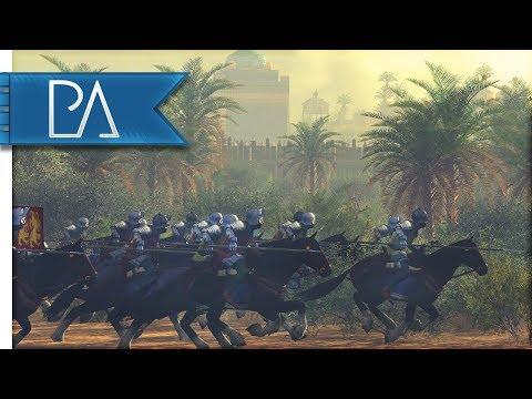 BRUTAL MEDIEVAL OASIS SIEGE:  - Medieval Kingdoms Total War 1212AD Gameplay