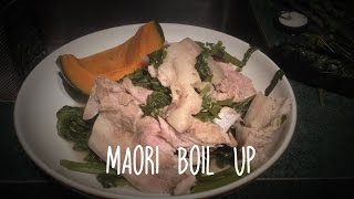 Gather and Cook Maori Boil Up