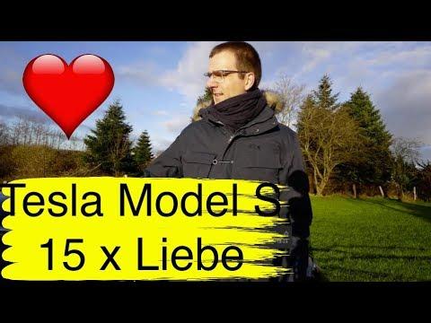 15 Dinge, die ich an meinem Tesla Model S nach 6 Monaten liebe