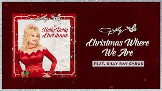 Dolly Parton Christmas Where We Are