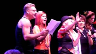 True Colors Live by Cyndi Lauper, Andy Bell of Erasure, B52's, etc - Finale