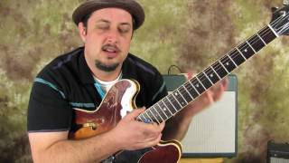 Guitar Lesson - Lead Guitar Solos - Major Pentatonic Scale - Relative Minor/Major Concept