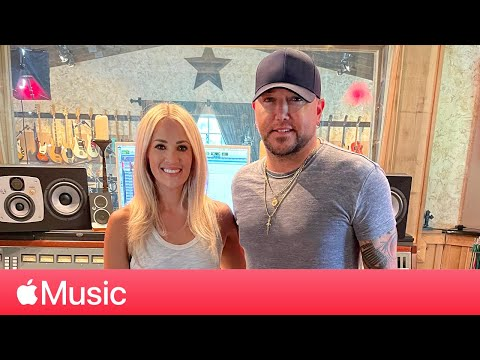 """Jason Aldean: """"If I Didn't Love You"""" with Carrie Underwood and 25th No. 1 Song 