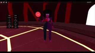 roblox Steven Universe - 3D Roleplay Garnet