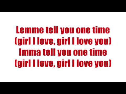 One Time - Justin Bieber (with lyrics HQ)