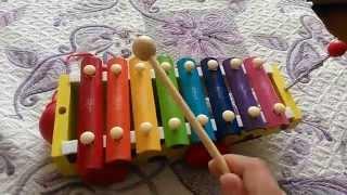 Имперский марш на ксилофоне