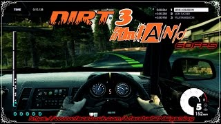 Dirt 3 PC Gameplay - Finland Max Settings 60fps