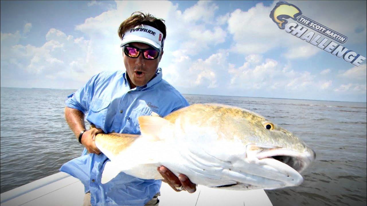 Smc Season 10 5 How To Catch Big Redfish In The Lousiana