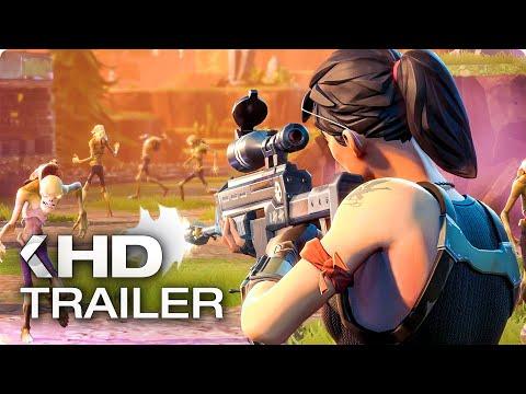 FORTNITE Nintendo Switch Trailer (E3 2018)