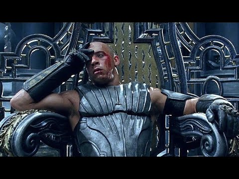 Download The Chronicles of Riddick (2004) - Black Blade