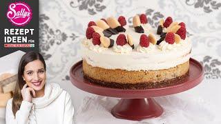 Sallys Manner-Himbeer-Torte