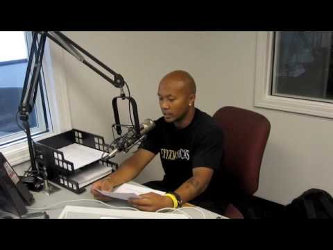 Hot 103 Jamz Interview in Kansas City with Sexy Back Boot Camps and Kri Chay