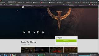 How to get high quality soundtrack in Quake: The Offering
