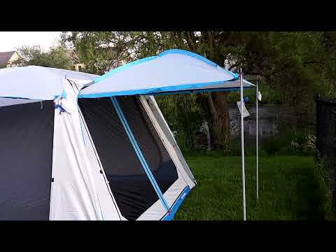 Columbia Silver Creek 10 Person Tent - Review
