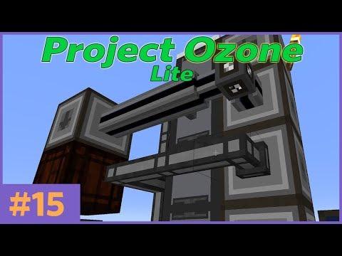 HermitCraft - Project Ozone Lite - E15 - Automation is Key