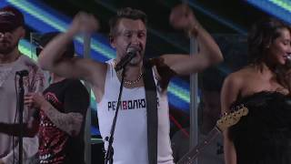 концерт Группа Ленинград 05,03,2018 МДМ Москва